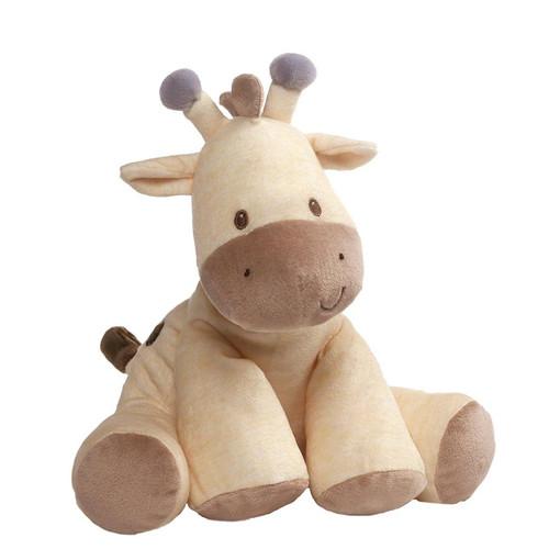 Baby GUND Playful Pals Musical Keywind Stuffed Animal Plush Toy Giraffe, 8 inches