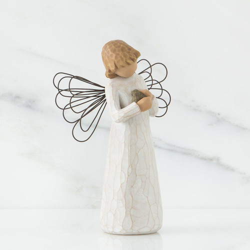 Willow Tree Angel Of Healing Collectible Figurine by Susan Lordi, #26020