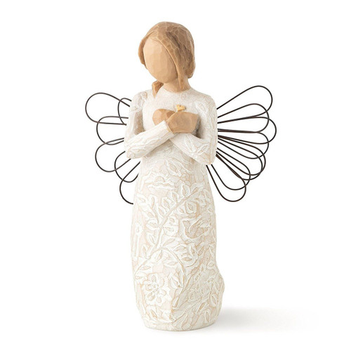 Willow Tree Angel of Remembrance Collectible Figurine by Susan Lordi, #26247
