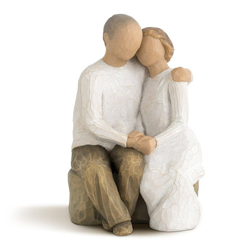 Willow Tree Anniversary Collectible Figurine by Susan Lordi, #26184