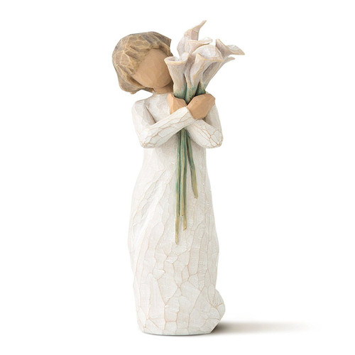 Willow Tree Beautiful Wishes Signed by Artist Susan Lordi Collectible Figurine, #26246