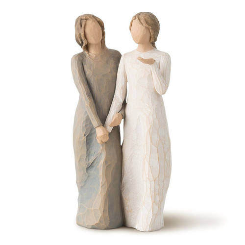 Willow Tree My Sister, My Friend Collectible Figurine by Susan Lordi, #27095