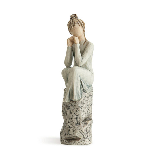 Willow Tree Patience Collectible Figurine by Susan Lordi, #27537