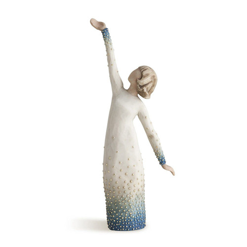 Willow Tree Shine Collectible Figurine by Susan Lordi, #27367