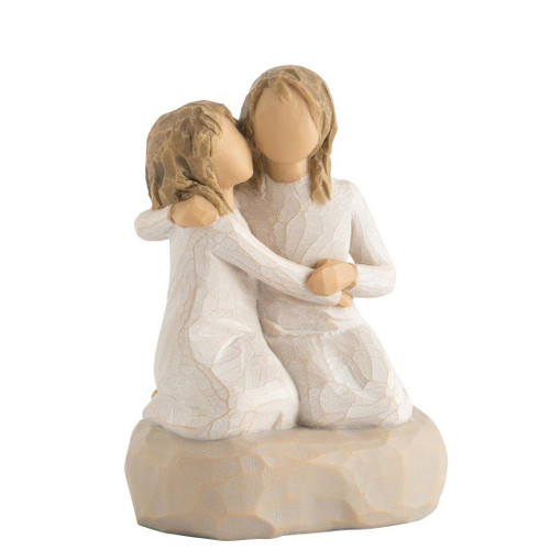 Willow Tree Sister Mine Collectible Figurine by Susan Lordi, #27704