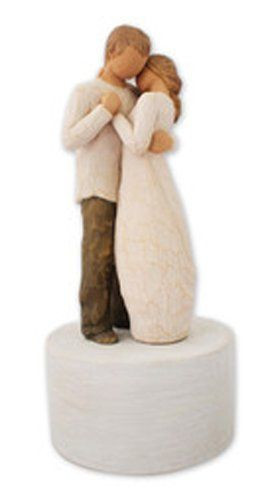 Willow Tree Willow Tree Musical, Promise Collectible Figurine by Susan Lordi, #26457