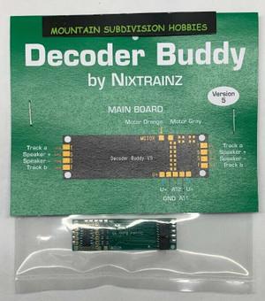 NixTrainz DECODER BUDDY V5 (21 PIN)
