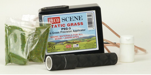 PECO Scene PSG-3 Pro Static Grass Precision Micro Applicator