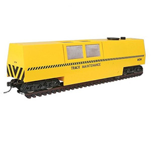 DAPOL B808 HO Motorized Track Cleaner Car - Maintenance of Way