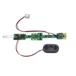 Digitrax SDXN146K1E DCC Sound Decoder with speaker - Kato N SD40-2
