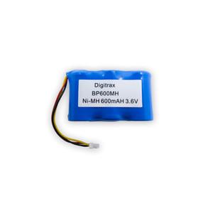 DIGITRAX BP600MH Ni-MH 600mAH 3.6v Battery Pack