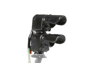 NJ International 1297 GRS SC Dwarf Signal - BLACK with Red/green LED's