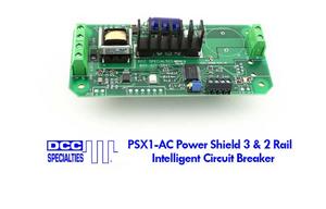 DCC Specialties PSX-1 AC