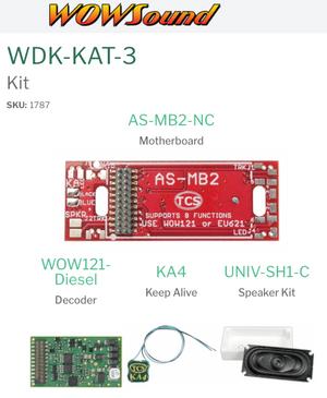TCS 1787 WDK-KAT-3