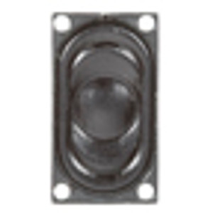 "Soundtraxx 810112 Speaker 0.56"" x 1.00"" narrow oval 8 Ohm"