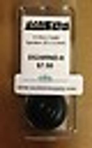 RailMaster DS28RND-8 Round Speaker 8 Ohm