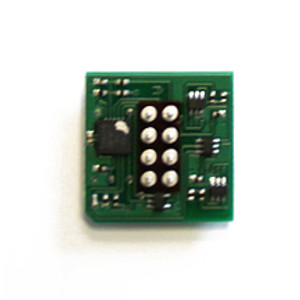 Soundtraxx 852001 MC1H102P8 Decoder NMRA 8 Pin 2 Function