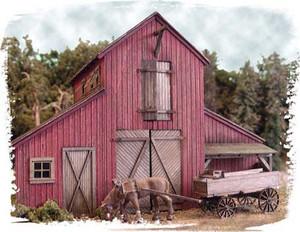 BAR MILLS 502 Barn at Jackson Corners Kit