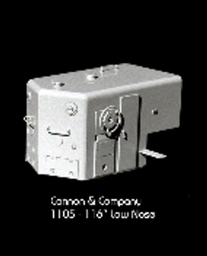 "Cannon & Co 1105 EMD 116"" Short Hood Kit UP & SP SNOOTS Nose (Kit)"