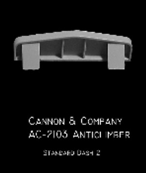 Cannon & Co 2103 EMD Dash 2 Anticlimber
