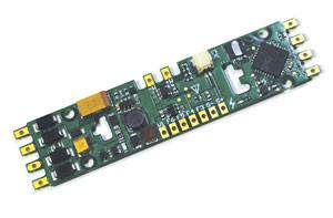 Soundtraxx 882004 ECO-PNP Diesel 6 Function 2 Amp ECONAMI Sound Decoder