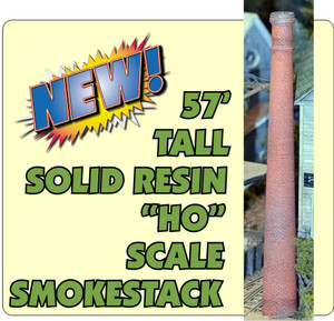 BAR MILLS 2013 HO 57' Smoke Stack