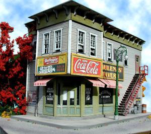 BAR MILLS 932 HO scale Saulena's Tavern