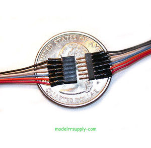 TCS 1336 6 PIN Mini Connector & Wire Harness