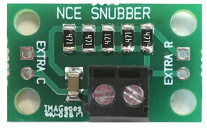 NCE 305 Snubber 2 Pack - RC Filter - Prevent DCC spikes