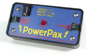 DCC Specialties PowerPax