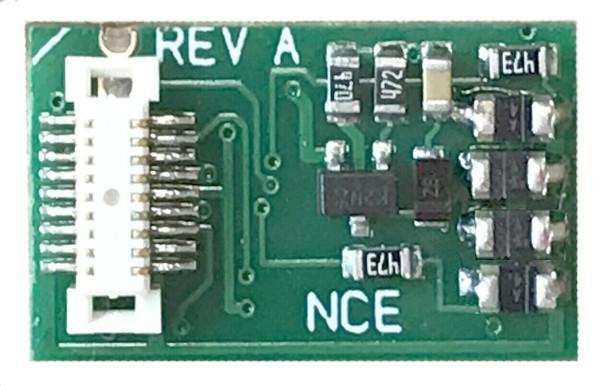NCE 178 Next18 DCC Decoder (NEM-662)