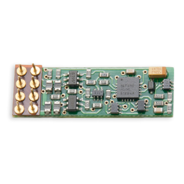 DIGITRAX DN146IP 1 Amp N / HO Scale Integrated DCC Medium Plug Mobile Decoder