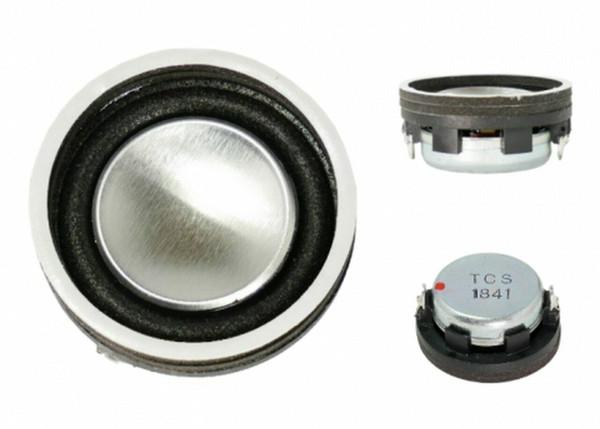 TCS 1694 WOWSpeaker 28mm High Bass 4 Watt Round Speaker