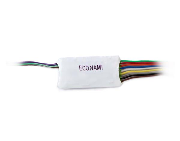 Soundtraxx 881102 ECONAMI ECO-200 for UK Steam Sound Decoder