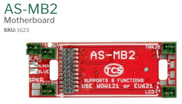 TCS 1623 AS-MB2 Motherboard (Atlas & Kato) KA4 Keep Alive