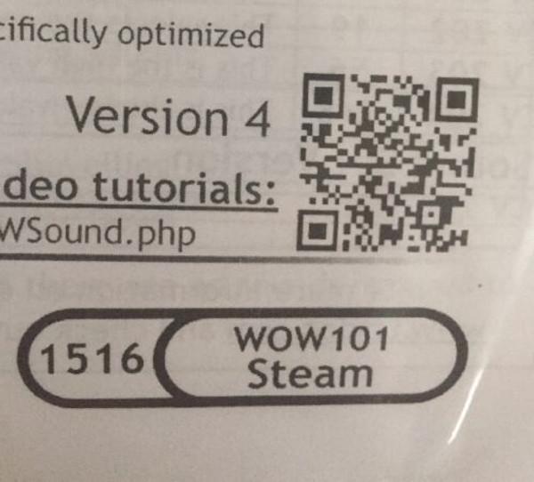 TCS 1516 WOW Version 4 Steam Sound Decoder - 9 Pin JST Connector