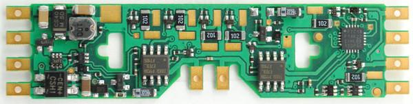 TCS 1001 A6X Decoder - LED Ready - Atlas style board