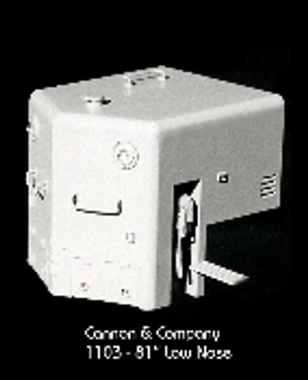 "Cannon & Co 1103 EMD 81"" Short Hood Kit GP/SD35 thru Dash-2 (Kit)"