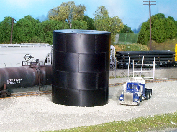 RIX 500 HO Water/Oil Tank 29′ Flat Top (Kit)