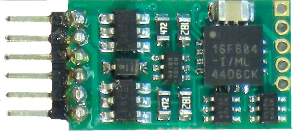 NCE 160 Decoder N12-NEM