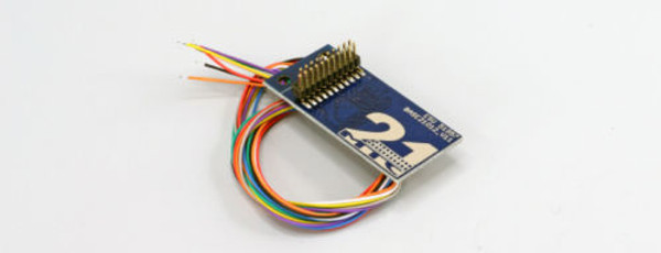 ESU 51957 Adapter Board #3 8 Outputs Loksound V4.0 Select
