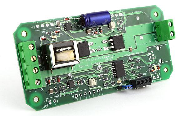 DCC Specialties PSX-2 Powershield 2-Blk Circuit Breaker