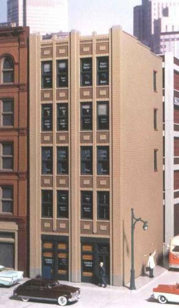 City Classics 105 Baum Boulevard Art Deco Building