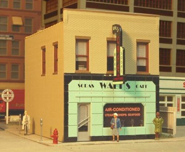 City Classics 115 Main St Cafe (kit)