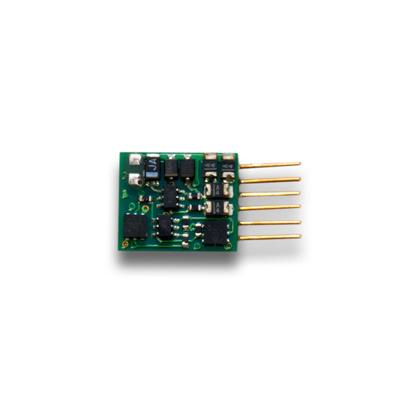DIGITRAX DZ126IN 1 Amp Z / N / HO Scale Decoder with 6 Pin NEM 651 type plug