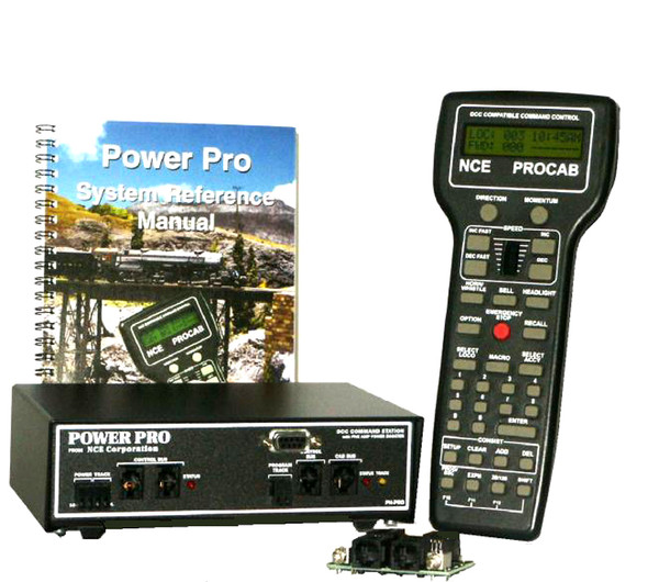 NCE 1 POWER HOUSE PRO 5A DCC System with ProCab PH-PRO   (Login for lower price)