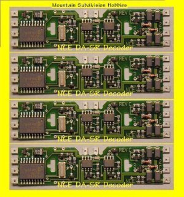 NCE 107 DASR 4 pack