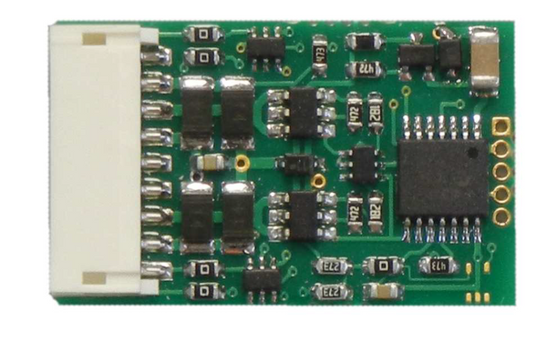 NCE 174 D13J HO DCC DECODER Quick-Plug NMRA 9-Pin (was D13SRJ)