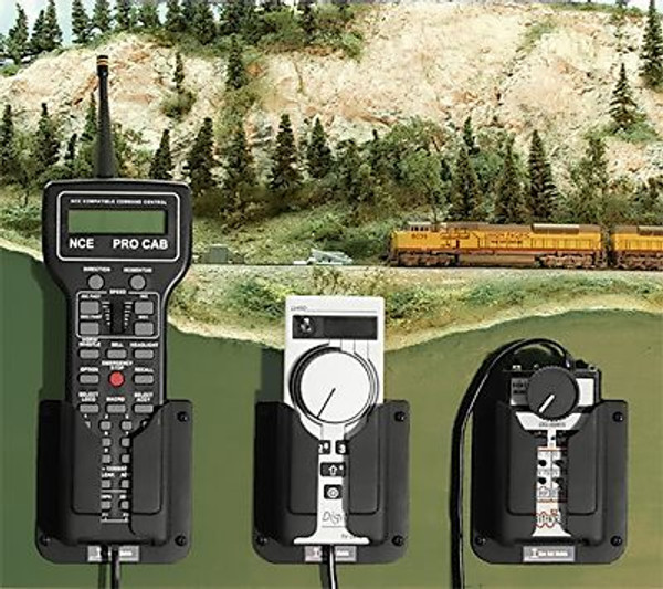 New Rail Models 40020-10 DCC Cab Throttle Pocket 10 pack