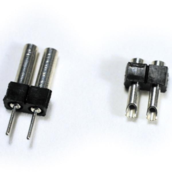 Soundtraxx 810012 2-pin Microconnector Set